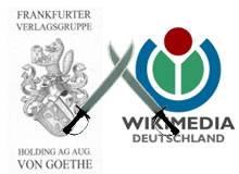 Frankfurter Verlagsgruppe will weiter gegen Wikipedia klagen