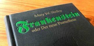 Frankenstein von Mary Shelley