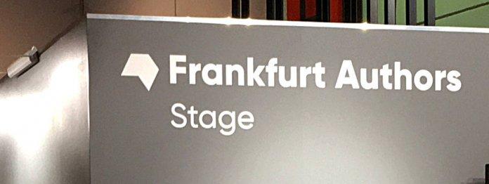 Frankfurt Authors Stage auf der Frankfurter Buchmesse 2019