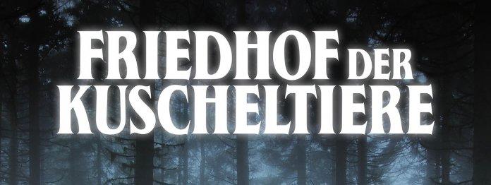 Ausschnitt aus dem Filmplakat zum Remake von »Friedhof der Kuscheltiere«