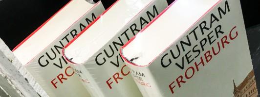 »Frohburg« von Guntram Vesper: Will man das lesen?