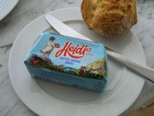 Heidi bald nicht nur als Butter günstig