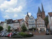 Gelnhausen an der Kinzig im Main-Kinzig-Kreis