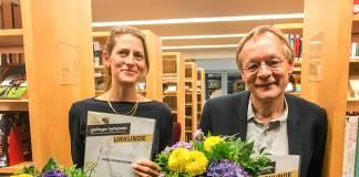 Gerlinger Lyrikpreis 2018 an Walle Sayer überreicht