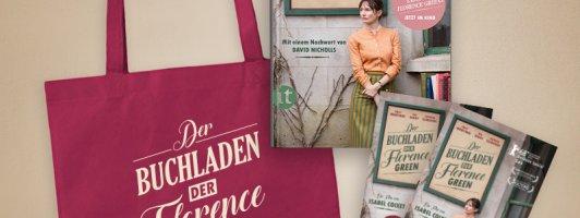 Der Buchladen der Florence Green: Gewinnspiel zum Kinofilm