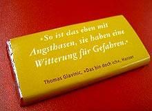 Thomas Glavinic: Das bin doch ich - Buchmesse-Podcast 2007