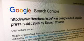 Urheberrechtsreform: Google streicht Nachrichteninhalte aus der Suche – Was bedeutet das für Autoren und Journalisten?