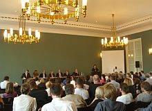 Heidelberger Appell im Frankfurter Literaturhaus: Dramatisierte Bühnenversion im Open Access