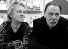 Alte Liebe: Elke Heidenreich und Bernd Schroeder im Gespräch - Buchmesse-Podcast 2009