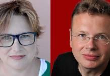 Diana Hillebrand und Wolfgang Tischer