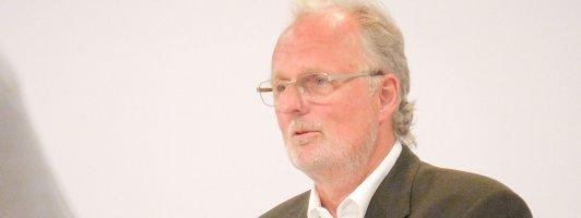 Jury-Vorsitzender Hubert Winkels
