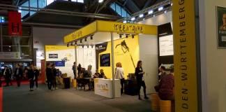 Die Ideentanke Baden-Württemberg auf der Frankfurter Buchmesse 2019 1