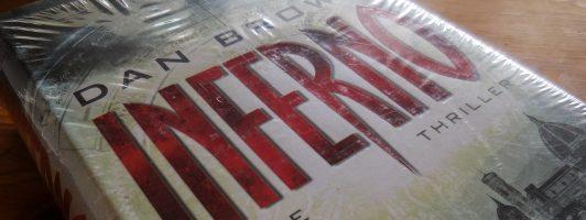 Noch unberührt: Das eingeschweißte Inferno von Dan Brown