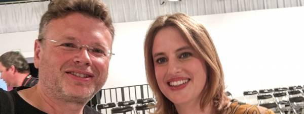 Tanja Maljartschuk, Insa Wilke, Özlem Özgül Dündar und Hubert Winkels – Bachmannpreis-Podcast 2018 – Folge 6 und nach der Preisverleihung 1