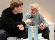 Interview mit Mathieu Carrière im Digitalen Wohnzimmer