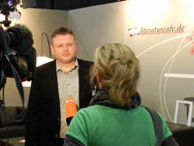 Interview mit dem ZDF