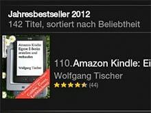 E-Book-Jahresbestseller 2012
