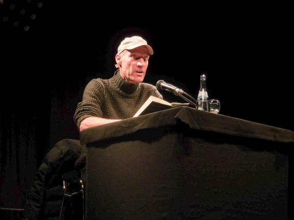 Im Feld: Joachim Zelter übers Radfahren und Romanschreiben