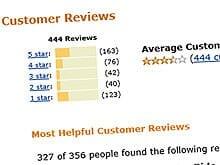 Bewertungen des Buches »Saving Rachel« auf amazon.com am 19.07.2011
