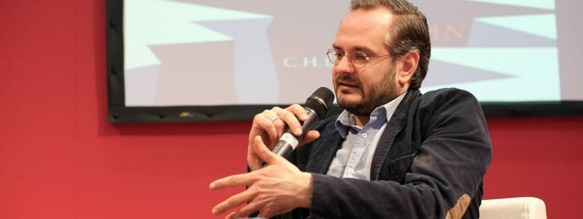 Kraft: Jonas Lüscher über das Schreiben für 1 Million Dollar