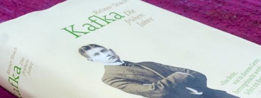 Kafka von Reiner Stach
