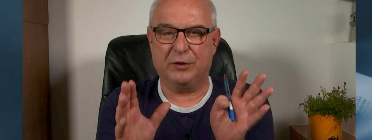 Klaus Kastberger (Foto: Screenshot/ORF)