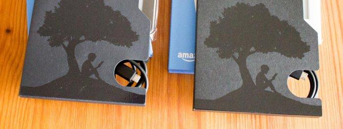 Das einzig mitgelieferte Zubehör ist bei allen Geräten nur ein USB-Kabel. Selbst der Lade-Adapter für die Steckdose ist nicht dabei. (Klick zum Vergrößern)