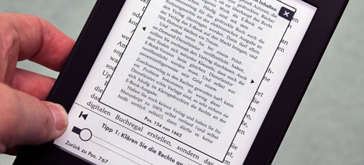 Test: Der neue Kindle Paperwhite 2013