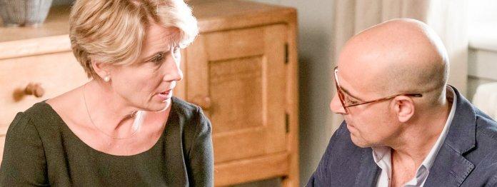 Jack (Stanley Tucci) will die Ehe mit Fiona (Emma Thompson) gerne wiederbeleben (Foto: Concorde Filmverleih)