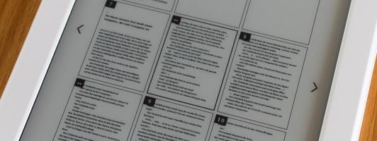 Übersicht: Die neue PageFlip-Darstellung