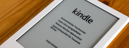 Kindle Basismodell