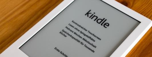 Kindle Basismodell