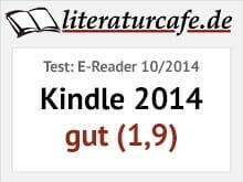 Kindle 2014 - Testbewertung gut (1,9)