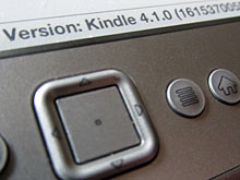 Softwareversion 4.1 für Amazons Kindle