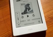 Update lässt kleinen Kindle Hörbücher abspielen und Oasis ignoriert Berührungen