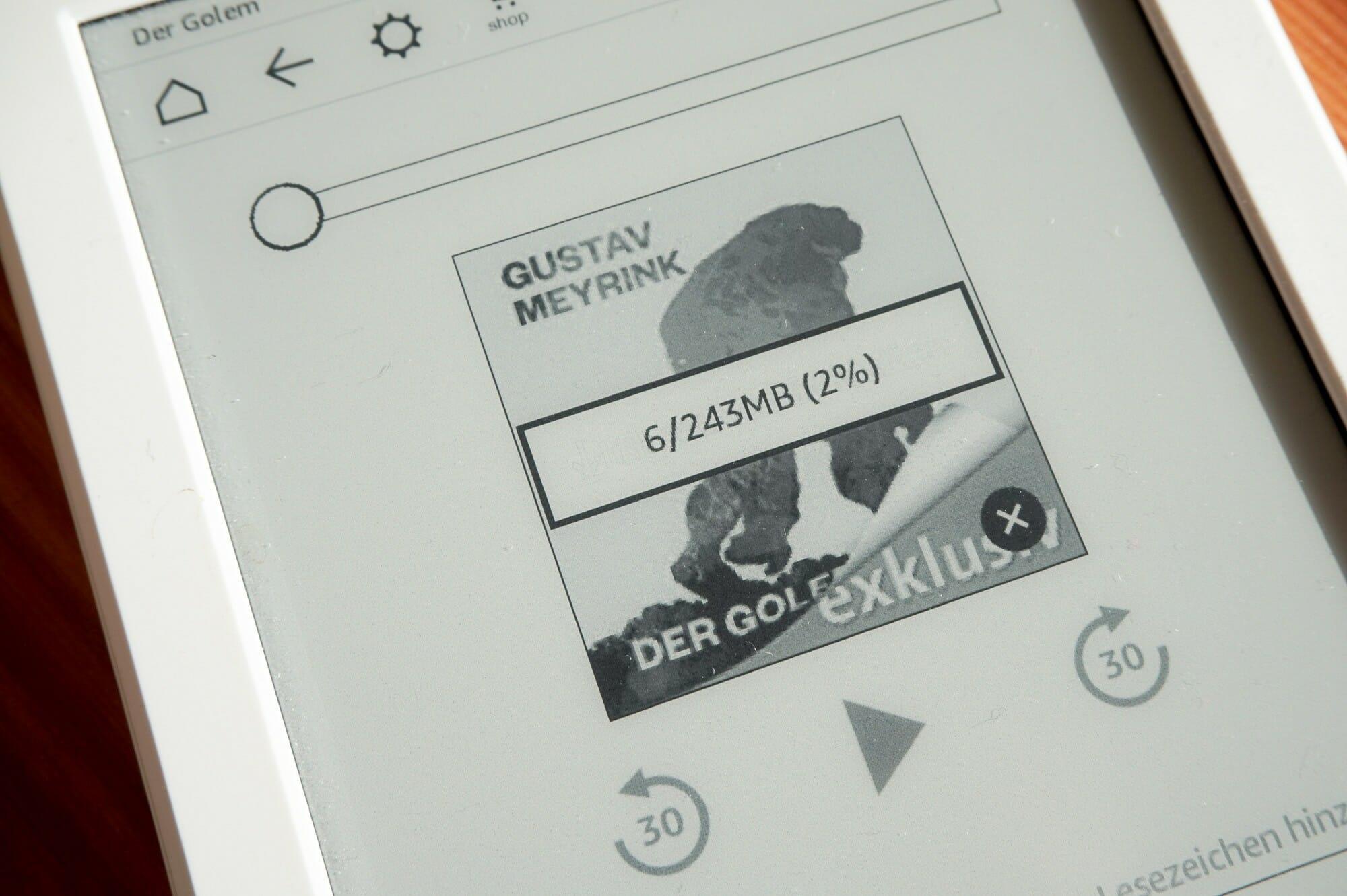 Update lässt kleinen Kindle Hörbücher abspielen und Oasis