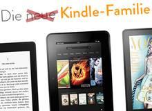 Amazon täglich neu: Welchen Kindle hätten wir denn noch?
