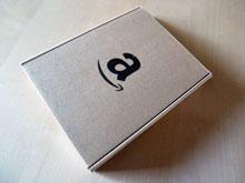 Der neue »deutsche« Kindle noch in seiner Verpackung