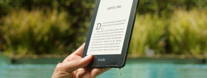 Dank Audible-Integration kann der neue Paperwhite auch Audible-Hörbücher wiedergeben. (Foto: Amazon)