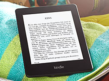Der neue Kindle Paperwhite (Foto: Amazon)