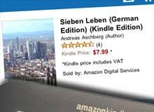 Sieben Leben (German Edition) für den Kindle