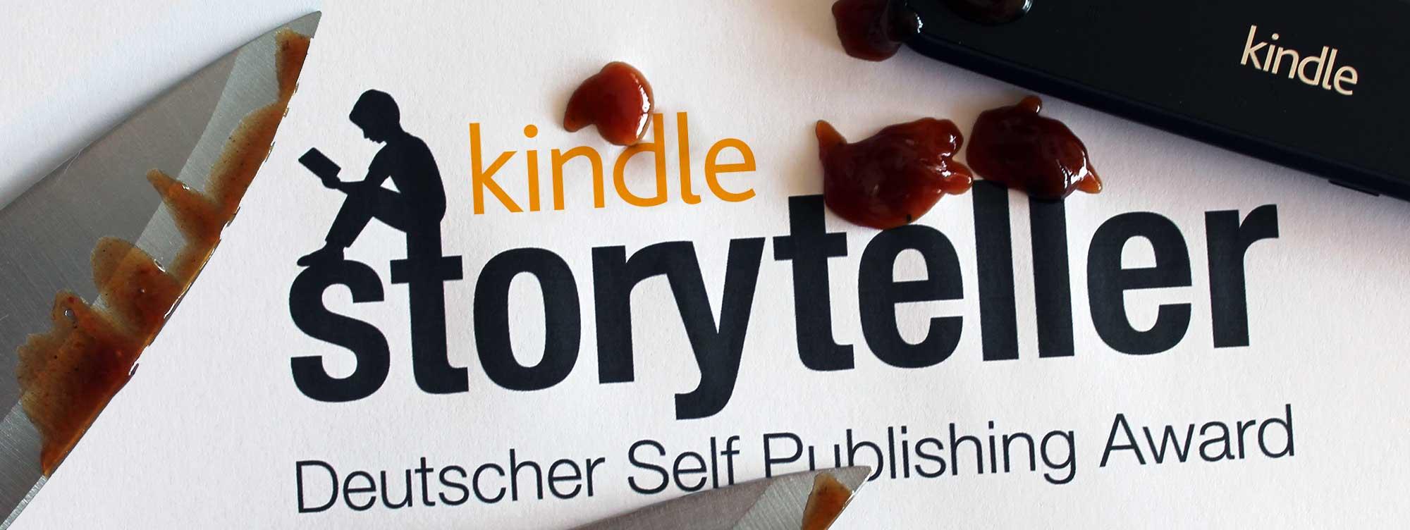 Hauen und Stechen: Amazon startet Self-Publishing-Kampf um 10.000 Euro