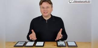 Wolfgang Tischer gibt im Video Tips zum Kauf eines E-Readers
