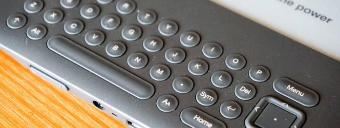 Das Model 3 des Kindle war das erste, das 2011 in Deutschland verkauft wurde