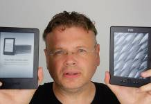 Video: Kindle mit Touch-Display im Vergleich