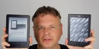 Video: Kindle mit Touch-Display im Vergleich