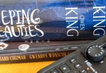 Podcast: Empfehlung für und Warnung vor Stephen King und ein Buch von Walter Moers