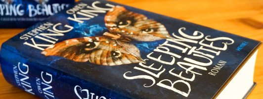Buch und Hörbuch: Sleeping Beauties von Stephen und Owen King