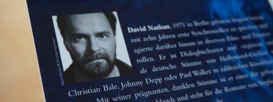 Das Hörbuch liest wie immer souverän und gekonnt David Nathan