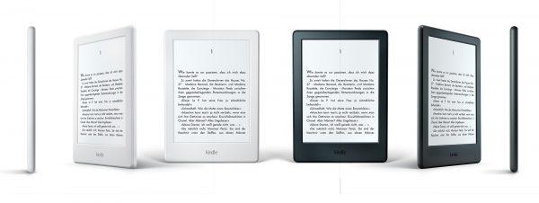 Verbessertes Kindle-Einsteigergerät: Amazon bewirbt fehlendes Licht als Vorteil